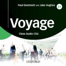 voyage a1. class cd (4)-paul dummett-jake hughes-9780194522243