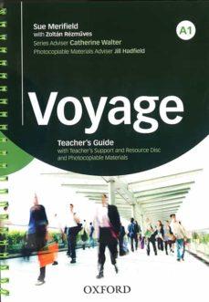 voyage a1. teacher s book + teacher s resource pack-paul dummett-jake hughes-9780194522205