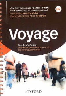 voyage b2. teacher s book + teacher s resource pack-caroline krantz-9780194522847