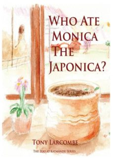 who ate monica the japonica-9781628842456