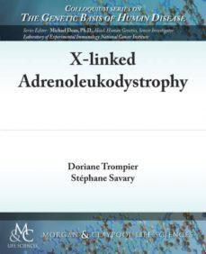 x-linked adrenoleukodystrophy-9781615045549