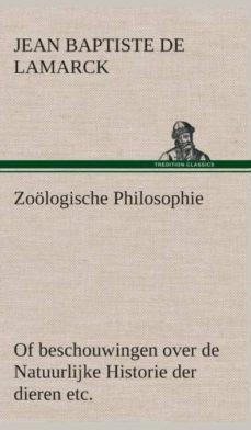 zoologische philosophie of beschouwingen over de natuurlijke historie der dieren etc-9783849542450
