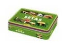 100 setas (caja metalica 50 fichas)-9783869412351