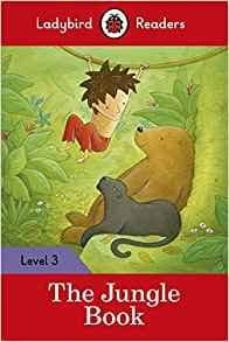 the jungle book - ladybird readers level 3-9780241253830