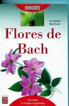 flores de bach-geraldine morrison-9788499173658
