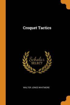 croquet tactics-9780341658900