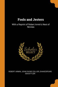 fools and jesters-9780341676942