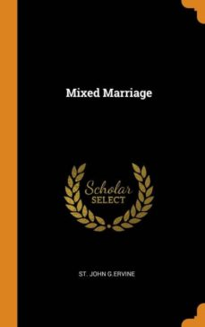 mixed marriage-9780341670537