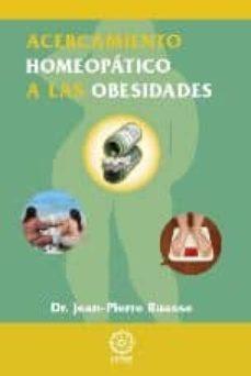 acercamiento homeopatico a las obesidades (2ª ed)-jean-pierre ruasse-9788483522318