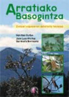 arratiako basogintza-haritza iturbe-jose luis atutxa-garikoitz bernaola-9788492629275