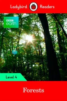 bbc earth: forests: level 4 (ladybird readers)-9780241319581