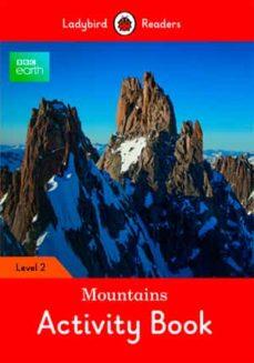 bbc earth: mountains activity book: level 2 (ladybird readers)-9780241319710