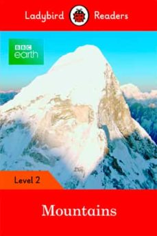bbc earth: mountains: level 2 (ladybird readers)-9780241319482