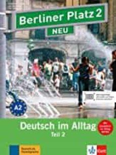 berliner platz neu 2-2 alumno+ejercicios +cd-9783126060707