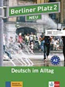 berliner platz neu 2 alumno+ejercicios +cd-9783126060394