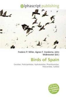 birds of spain-frederic p. miller-agnes f. vandome-john mcbrewster-9786130741693