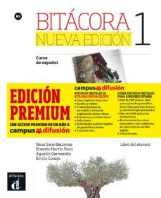 bitácora 1 nueva edición  libro del alumno + mp3 (versión premium)-9788417249564