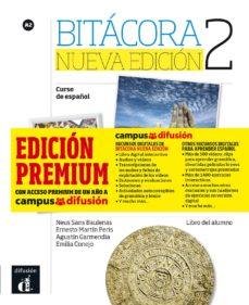 bitácora 2 nueva edición libro del alumno + mp3 (versión premium)-9788417249571