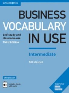business vocabulary in use (3rd edition) intermediate with answers enhanced ebook-bill mascull-9781316629970
