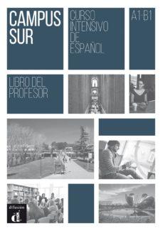 campus sur libro del profesor a1-b1-9788416657568