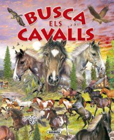 cavalls i ponis (busca els...)-9788430559701