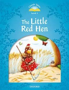 classic tales second edition: level 1: the little red hen audio pack-9780194008242