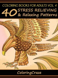 coloring books for adults volume 4-9788365560100