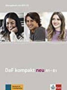 daf kompakt neu a1-b1 libro ejer+mp3-9783126763110
