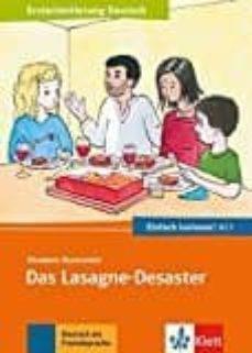 das lasagne-desaster lectura a1.1-9783126749152