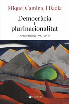 democracia i plurinacionalitat-miquel caminal i badia-9788482648354