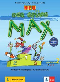 der grune max 2 alumno neu-9783126062084