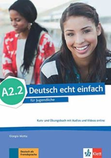deutsch echt einfach! a2.2 alum+ejer-9783126765299