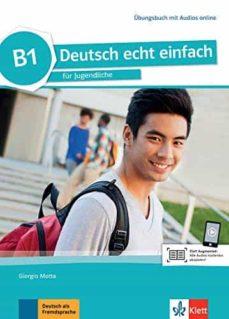 deutsch echt einfach b1 libro ejercicios-9783126765336