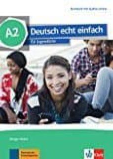 deutsch einfach a2 alumno+mp3-9783126765268