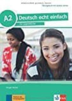 deutsch einfach a2 ejercicios+mp3-9783126765275