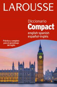 diccionario compact english-spanish / español-inglés-9788417273002