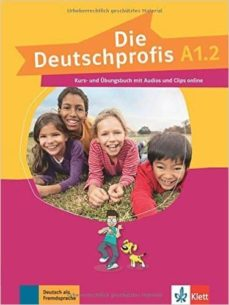 die deutschprofis a1.2: alumno +ejercicios + mp3-9783126764773