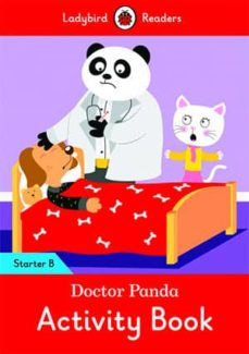 doctor panda activity book - ladybird readers starter level b-9780241283295