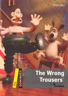 dominoes 1. the wrong trousers mp3 pack-9780194634625