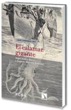 el calamar gigante (¿que sabemos de?)-angel guerra sierra-9788483194669