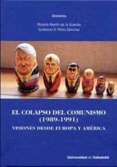 el colapso del comunismo (1989-1991)-9788484489306