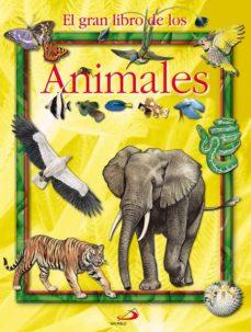 el gran libro de los animales: vida, comportamiento, curiosidades-9788428526463