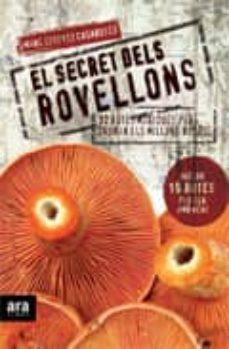 el secret dels rovellons-marc estevez-9788492907632