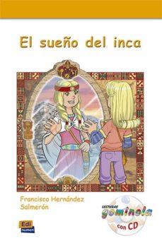 el sueño del inca con cd-9788498488111