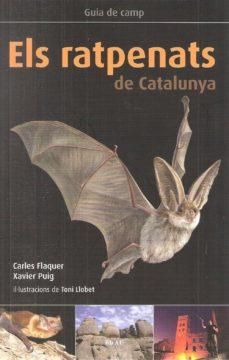els ratpenats a catalunya-carles flaquer-xavier puig-9788496905795
