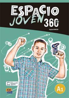 espacio joven 360º libro del alumno nivel a1-9788498489361