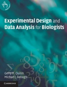 experimental design and data analysis for biologists-9780521009768