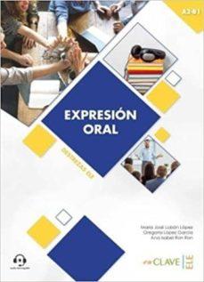 expresión oral (a2-b1)-9788416108923