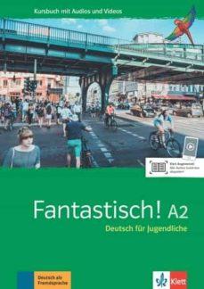 fantastisch! a2 libro del alumno-9783126767149