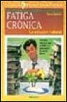 fatiga cronica : la solucion natural-sara estivill-9788430585977